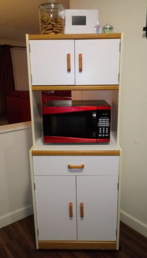 Space Saver/Microwave stand 30$ for Sale in Burnsville, MN