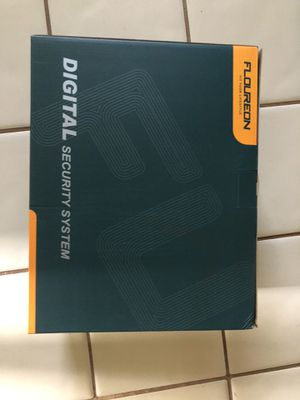 Floureon 4 camera Digital Camera Security System for Sale in Davie, FL