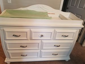 Childs dresser with changing Table for Sale in Sammamish, WA