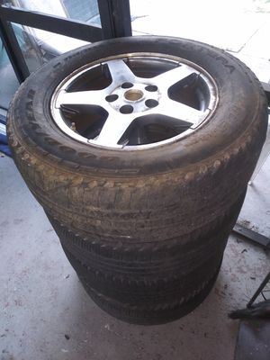 Rims and tires for Sale in Lake Worth, FL