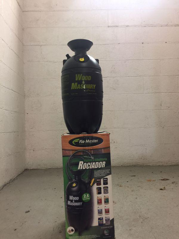 Flo Master Multi-Use Heavy Duty Sprayer (Rociador) 2.5 Gallons