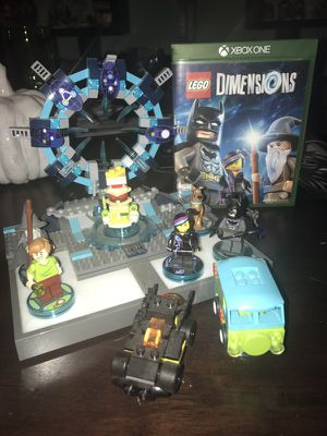 Lego dimensions for xbox one for Sale in Denver, CO