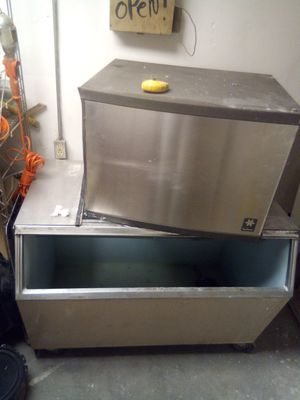 Commercial ice machine for Sale in Zanesville, OH