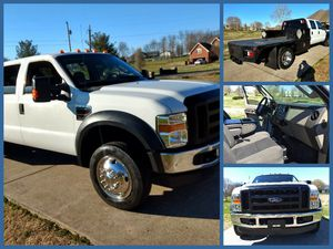 Ford F-550 Flatbed Work Tow Hauler Truck for Sale in Austin, TX