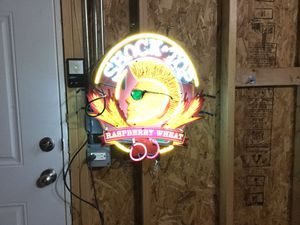 Original Shock top lighted sign for Sale in Chicago, IL