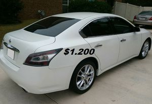 2013 Nissan Maxima $1200 --Fully maintained-- New Tires! for Sale in Garrison, MD