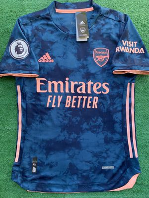 2020/21 Arsenal 3rd kit soccer jersey for Sale in Raleigh, NC