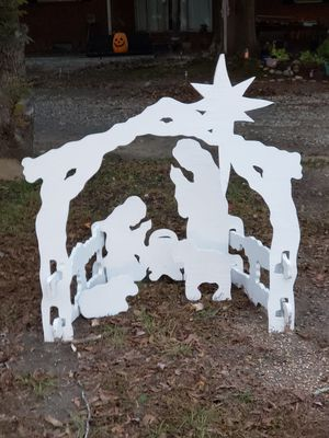 Nativities. One left for Sale in Chapel Hill, NC