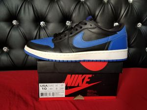 "Jordan OG Low ""Royal"" 1s for Sale in Pasadena, CA"