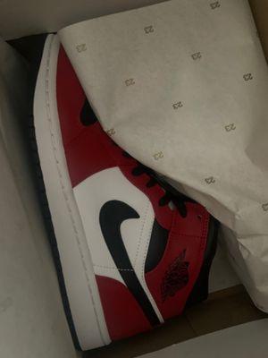 Jordan 1 Chicago Black Toe Nike Air Mid for Sale in Long Beach, CA