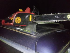 HomeLight 16inch chainsaw electric for Sale in Austin, TX