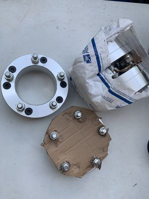 Chevy-Dodge wheel adapters (New) for Sale in Margate, FL