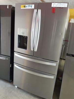 New Whirlpool 4 Door French Door Refrigerator for Sale in Los Angeles, CA