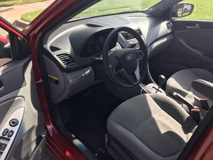 Hyundai Accent 2016 hatchback. 45k mile everything works perfect. Rebuilt title. for Sale in Hurst, TX