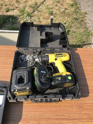 Used Dewalt drill for Sale in Bear Lake, MI