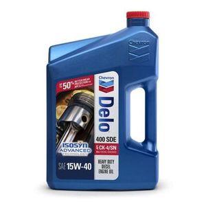 Delo 15-40 oil for Sale in Odessa, TX