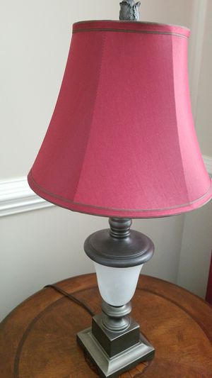 2 lamps for Sale in Zebulon, NC