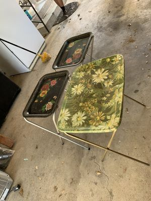 Antique side tables for Sale in Jackson, CA