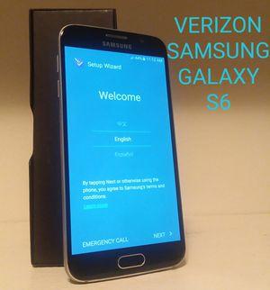 Samsung Galaxy S6 New 32GB Verizon for Sale in Dallas, TX