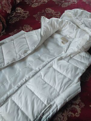White vest..xsmall..nice for Sale in Dallas, TX