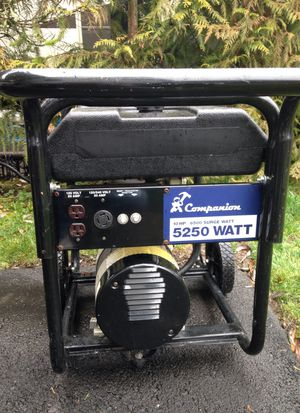 Champion 5250 Watt Generator for Sale in Bothell, WA