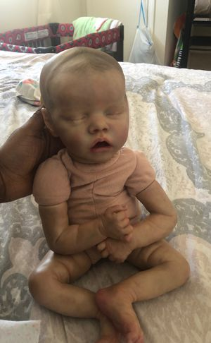 Reborn Baby ( Twin A - Bonnie Brown ) for Sale for sale  Philadelphia, PA