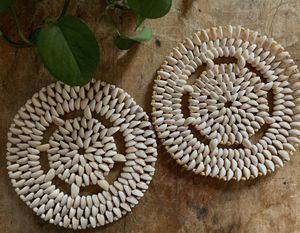 • vintage shell trivets • for Sale in Issaquah, WA