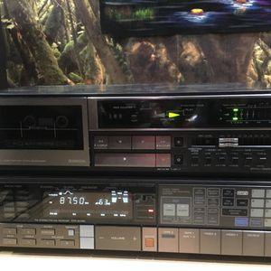 Sony Tape Deck TC-FX420R & Receiver STR-AV760 for Sale in Portland, OR