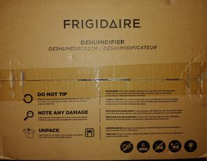 BRAND-NEW SEALED BOX NEVER USED DEHUMIDIFIER for Sale in Centreville, VA