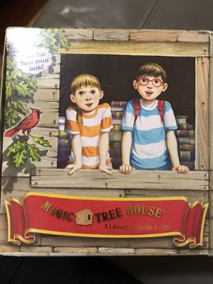 Magic tree house books #1-28 for Sale in Cypress, CA