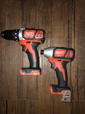 Milwaukee M18 set for Sale in Houston, TX