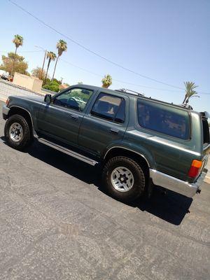 1992 Toyota 4runner for Sale in Chandler, AZ