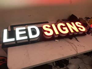 Channel letters for Sale in El Monte, CA