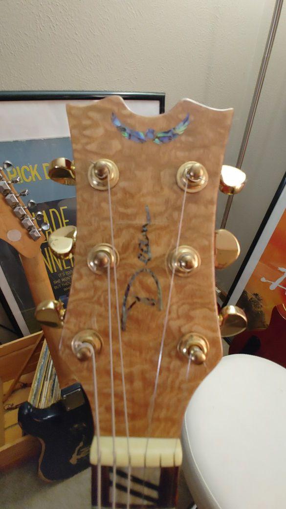 Dean PE-QA-GN Electric Acoustic