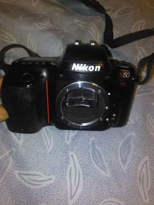 Nikon N50 SLR (Body Only) 35mm Film Camera for Sale in Stonecrest, GA