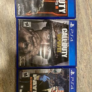 PS4 Games for Sale in Renton, WA