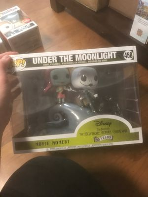 Nightmare Before Christmas Funko POP for Sale in Tacoma, WA
