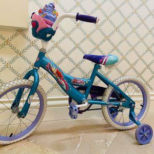 Disney, Ariel Little Mermaid Bike With Bubble Machine for Sale in West Palm Beach, FL