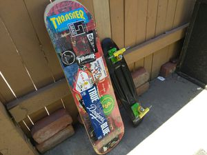 Skateboard Deck ONLY No Mini for Sale in Buena Park, CA