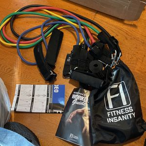 Exercise Resistance Bands for Sale in Los Angeles, CA