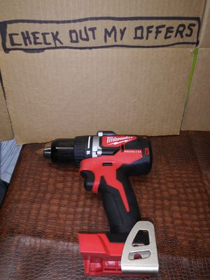 Milwaukee brushless drill for Sale in Grand Terrace, CA