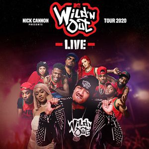 WildNout Ticket (FRONT ROW SEAT) for Sale in Center Point, AL