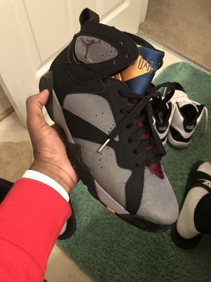 2011 Air Jordan 7 Bordeaux Size 11.5 for Sale in Silver Spring, MD