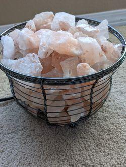 Himalyan Salt Light for Sale in Kirkland,  WA