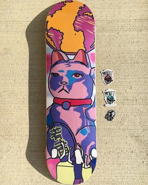 Worldwide Youth Skate Deck for Sale in Columbus, OH