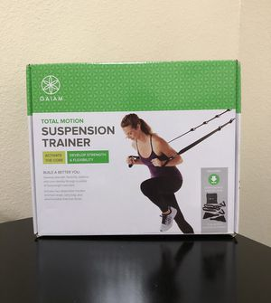 Suspension Trainer + Resistance Bands Bundle for Sale in Laredo, TX