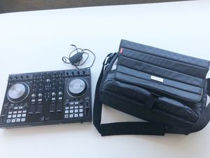 Traktor S4 MKII and soft Mono carrying case for Sale in Las Vegas, NV