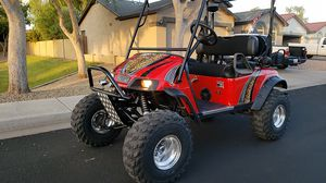 Golf cart carrito de golf for Sale in Phoenix, AZ