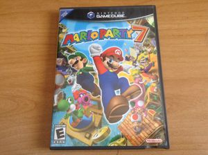 Mario Party 7 for Nintendo GameCube for Sale in Modesto, CA