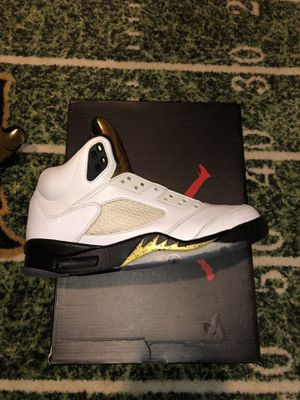 Jordan 5 Olympic Size 8.5 for Sale in Catonsville, MD